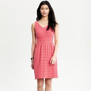BANANA REPUBLIC✨Mad Men Coral Draper Dress 4